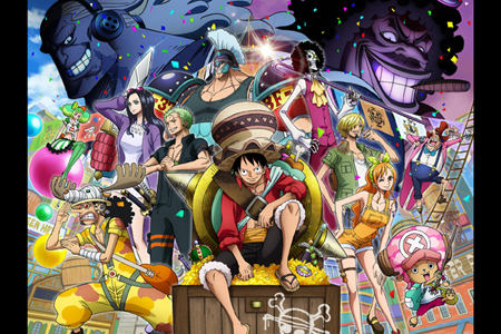 劇場版『ONE PIECE STAMPEDE』 4DX